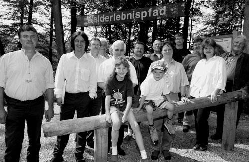 Gruendungsmitglieder am 11.06.2003